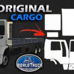 Skins Original Ford Cargo para Edição