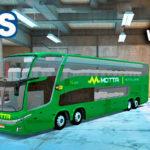 Skins World Bus Driving G7 1800 DD Viação Motta