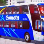 Mod MARCOPOLO PARADISO G6 1800DD - Proton Bus Road