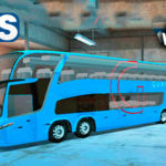 Skins World Bus Driving G7 1800 DD Guanabara