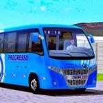 Skins World Bus Driving Volare Viação Progresso
