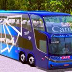 Skins World Bus Driving G7 1800 Viação 1001