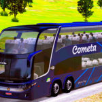 Skins World Bus Driving G7 1800 Cometa Especial 70 Anos