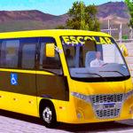Skins World Bus Driving Volare Escolar