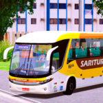 Skins World Bus Driving G7 1200 Saritur