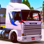 """Skins Scania 113 Frontal Grafitada """"QUALIFICADA"""""""