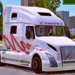 """Skins Volvo VNL Com Faixas Especias """"EXCLUSIVAS"""""""
