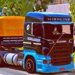 Skins Scania R Conjunto Rodojunior