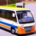 Skins World Bus Driving Volare Viação Sertaneja
