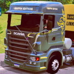 Skins Scania R620 GRIFFIN EDITION