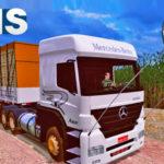 Skins Mercedes Benz Axor + Conjunto de Rodas Sujas
