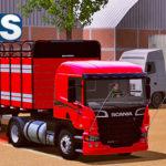 Skins Scania P 310 Boiadeira World Truck Driving Simulator