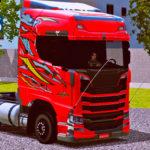 Skins Scania S Com Pintura Especial