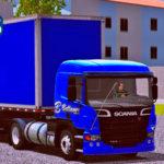 Skins Scania Pzinha Conjunto B Bellaver Transportes