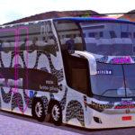 Skins World Bus Driving G7 1800 Viação Util