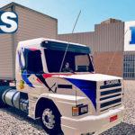 Skins Scania 113 Grafitada + Bauzão Qualificado