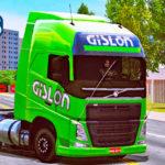 Skins Volvo FH GISLON