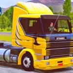 """Skins Scania 113 Frontal Com Pintura Grafitada """"QUALIFICADA"""""""
