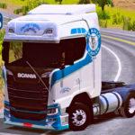 Skins Scania S Edição Especial 'QUALIFICADO'