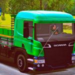 """Skin SCANIA P310 Verde """"EXCLUSIVA"""""""
