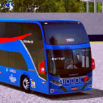 Skins Busscar Vissta Buss DD Viação Rio Doce