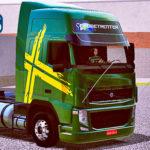 Skins Volvo FH Estilo BR 'EXCLUSIVO'