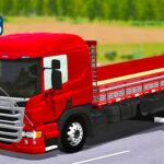 Skins Scania P310 Vermelha 'EXCLUSIVA'