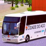 Skins Busscar Jum Buss 360 Viação Cidade do Aço
