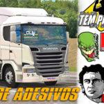 PACK DE ADESIVOS QUALIFICADOS WTDS