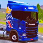 Skins Scania S Com Pintura Especial QUALIFICADO