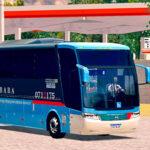 Skins World Bus Driving - Busscar Jum Buss 360 Expresso Guanabara