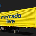 "Skins Reboque Bau Mercado Livre ""EXCLUSIVO"""