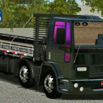 Skins Ford Cargo Truck Black TOP!