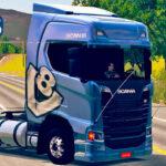 Skins Scania S Azul V8