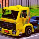 """Skins VW Titan Amarelo 'EXCLUSIVO"""""""