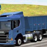 Skins Scania S Qualificada Com Rodas de Aluminium