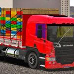 Skins Scania P310 Truck Verdureiro 'QUALIFICADO'
