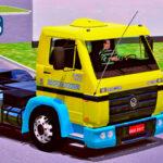 Skins VW Titan Rodojunior