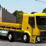 Skins Volvo VM Amarelo 'EXCLUSIVO'