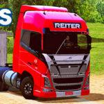 """Skins Volvo FH 16 Reiter Log 'QUALIFICADO"""""""