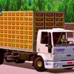 Skins Ford Cargo Truck Com Carga De Frango 'EXCLUSIVO'