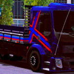 Skins Volvo VM Com Faixas Performance Edition 'EXCLUSIVO'