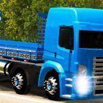 Skins VW Constellation Azul Truck EXCLUSIVO
