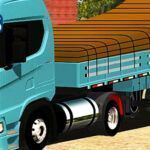 Skins Scania S EXCLUSIVA NA CARRETA 2 EIXOS