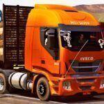 Skins Iveco Hi-Way Laranja 'EXCLUSIVO'