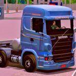 Skins Scania R620 Streamline Azul 'EXCLUSIVA'