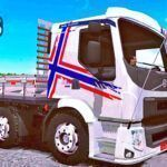 Skins Volvo VM Bitruck Performance Edition