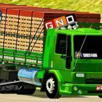 Skins Ford Cargo Truck Verde 'QUALIFICADO'