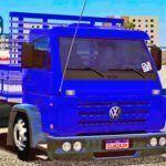 Skins VW Titan Azul Exclusivo No Estilo Verdureiro
