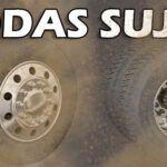 MEGA PACK DE RODAS SUJAS CAMINHÕES WTDS